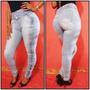 Calça Jeans Legging Meitrix- Levanta Bumbum- Cintura Média