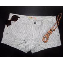 Shorts Feminino Roxy Quiksilver - Tam 40/42