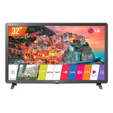 Smart Tv Led 32'' Hd Lg 32lk615bpsb 2 Hdmi 2 Usb Wi-fi