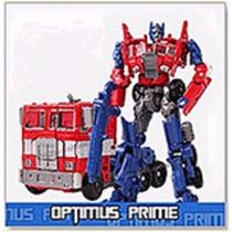 Boneco Transformers Optimus Prime 18cm Pr Entrega S/ Cx Orig