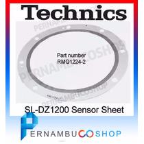 Technics Sensor Sheet Sl Dz 1200 Novo Rmq1224 Frete Grátis