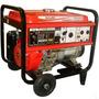 Gerador De Energia Gasolina Bivolt 4t 6kva Partida Elétrica