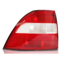 Lanterna Traseira Bicolor Vectra 97 A 99 Ré Cristal Esquerdo
