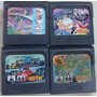 4 Super Jogos Game Gear Da Sega Tec Toy Super Raros