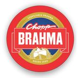Bolacha Chopp Brahma 2100 Unidades