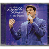 Cd Padre Reginaldo Manzotti - Entre Amigos - Novo***