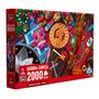 Quebra Cabeça 2000 Peças Culturas Do Mundo México - Toyster Original