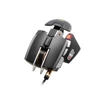 Mouse Gaming Laser 8200dpi Com Peso Ajustável 700m Black