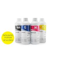 Tinta Para Impressoras Epson Corante Inktec - 4 Litros