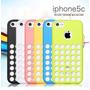 Case Capa De Silicone Para Iphone 5c Cod010