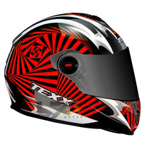 Capacete Texx Action Hypnose Dupla Viseira Ls2 Agv Shark