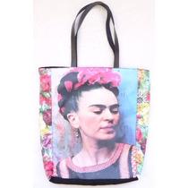 Bolsa Frida Kahlo Artista Mexicana Vários Modelos
