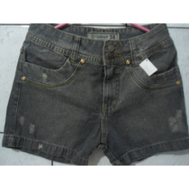 Shorts Jeans 38 Feminino Frete Mais Barato