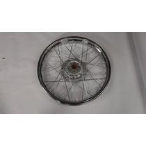 Roda Dianteira Usada Bros 125-150 Ks Cubo Original.