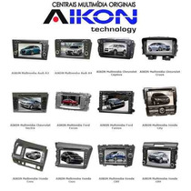 Central Multimidia Aikon Peugeot 207 307 308 408 Duster