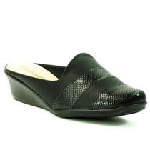 Sapato Mulle Piccadilly - Preto