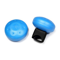 Ring Shaker Medium Azul Cajon Percussion Ganza Chocalho