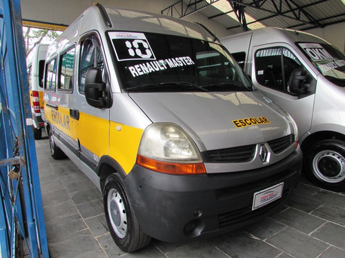 Renault Master Escolar 2010
