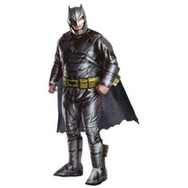 Fantasia Batman Vs Superman Armadura Completa