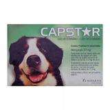 Capstar 57mg Cães 11 A 57 Kg Cx Com 6 Comprimidos