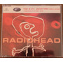 Radiohead Cd Single High And Dry Planet Telex Foto Original