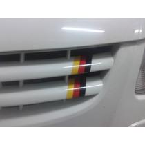 Adesivo Colorido Para Grade Alemanha 30cm