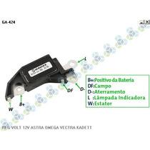 Regulador Voltagem Opel Astra F 1.8i 2.0i - Gauss
