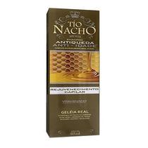 Shampoo Antiqueda E Anti-idade Tio Nacho 415ml C/geleia Real