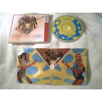 Cd Original ( É O Tchan - Na Cabeça E Na Cintura ) 1996
