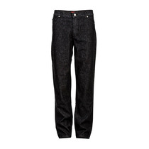 Calça Jeans Básica Navy Blue Ou Black