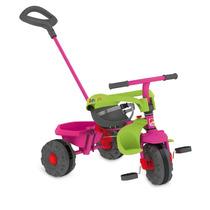 Triciclo De Passeio - Smart Plus - Rosa - Bandeirante