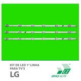 Kit Barramento Led Lg 32lb550b / 32lb560b 32lb570b Bras Alfa
