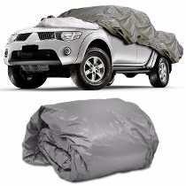 Capa Protetora Para Carros Pickup Hilux Com-forro-e-cadeado