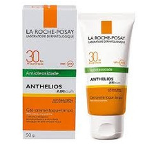 Anthelios Airlicium Fps30 50g Antioleosidade Gel Creme