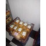Fabrica De Pão Com Clientes