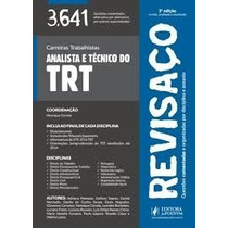 Revisaço - Analista E Técnico Do Trt (2015) -tomo Ii - 3.641
