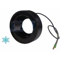 Magnético Do Compressor Ar Condicionado 7h15 24 Volts Nova.