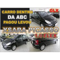 Xsara Picasso Glx 1.6 Flex Ano 2012 - Financiamento Facil