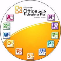 Office 2016 +  Ms Project 2016