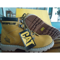 Bota Caterpillar Cat Original Couro