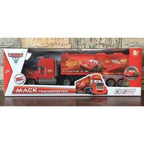Caminhão Mack Hauler C/ Controle Remoto Disney -frete Grátis