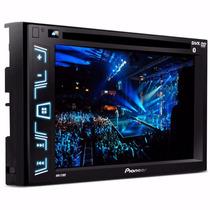 Dvd Pioneer Avh-278bt+mold.corolla Gli+chic Radio Ant+camera