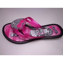Chinelo Monster High 25583