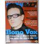 Revista Bizz Ano 15 No. 177 Abril De 2000 U2 Bono Vox Original