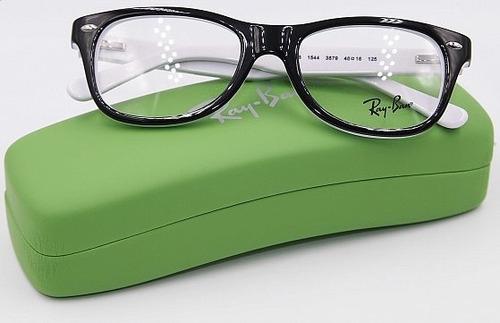 30964c0d8a7b1 Promoção Armação Óculos Grau Ray-ban Original Cód  Rb1544