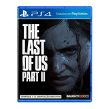 Jogo The Last Of Us Part Ii - Ps4 Sony