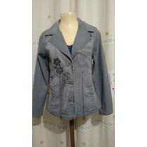 Jaqueta Blazer Jeans Questão De Estilo M Usada