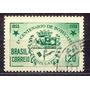 Selo Brasil,cent. De Botucatu,1,20 1955,usado.ver Descrição.