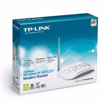 Roteador Wifi & Modem Adsl 150mbps Tp-link Td-w8951nd #veja!
