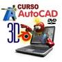 Curso Em Auto Cad Em 3d
